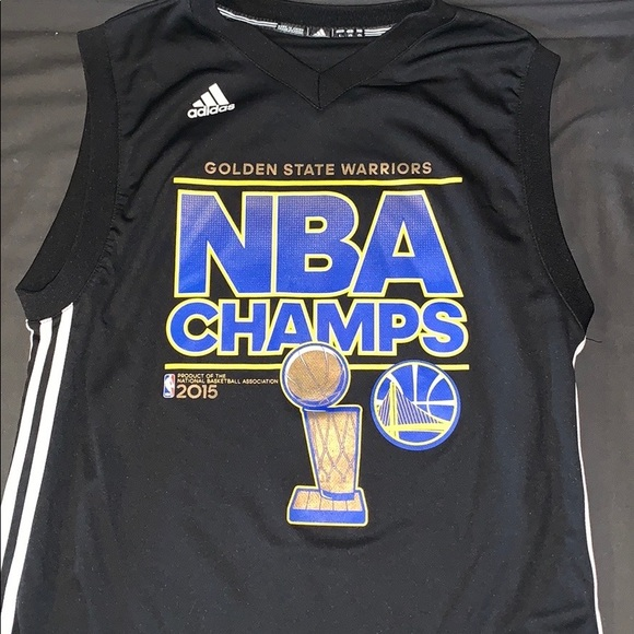 COPY - 🔴 NBA Champs Curry Jersey